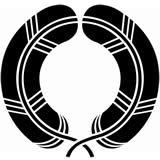 Hawk Feathers.  Mingshan kiln family crest search  (Takano)
