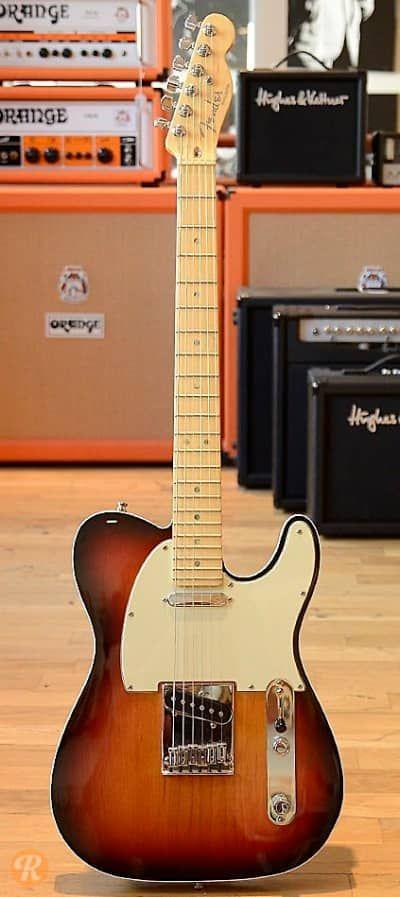Fender American Deluxe Telecaster 2007 Sunburst