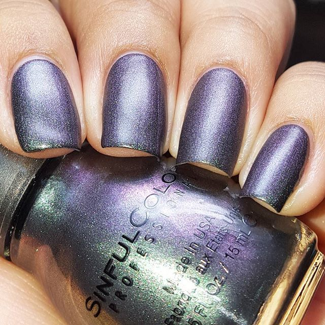 From The Sinful Colors Kylie Matte Collection Is Konstellation Nailedit Nailsofig Nails Hair Pinterest Nail Polish And