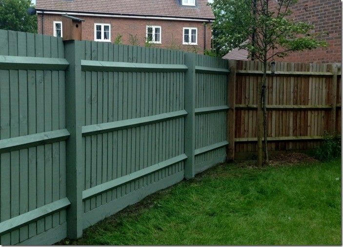 Wood Preservative Colours For Garden Fences In 2020 Garden Fence
