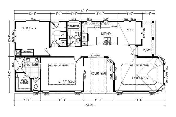 Floorplan BALBOA 2290