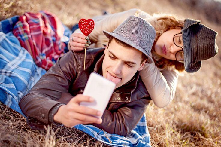 Fotos creativas para las parejas. Lleva la fotografía a tu relación de una manera diferente.