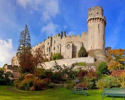 Criativa e Curiosa Castelo de Warwick é amplamente considerado o melhor castelo medieval na Inglaterra, e, como tal, torna-se mais do que seu quinhão de visitantes anualmente.
