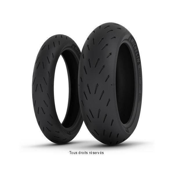 Michelin 160 60 17 Tl Ar W69 Power Rs Pneu Moto Pneu Et Pirelli