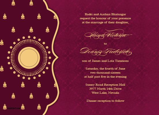 The 49 best images about Wedding Invitation cards on Pinterest ...