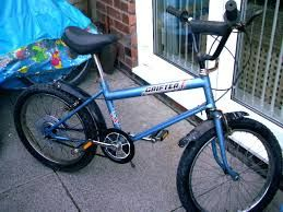 Image result for raleigh grifter mk1