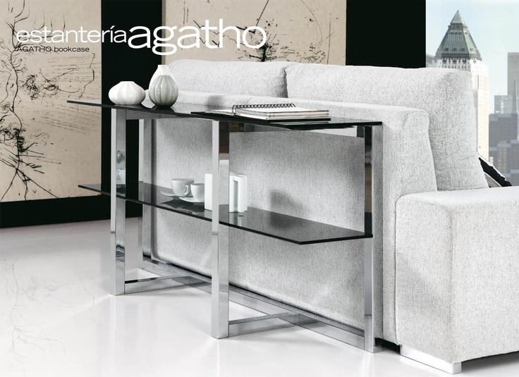 Estanteria Agatho2 - #estanteria, #shelf, #regal , #fachboden, #mobiliario, #furniture, #design, #diseno, #interiorismo, #interiorism, #deco, #decoration, #decoracion, #dekoration, #diningtable.