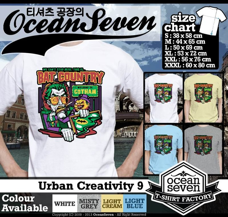 Kaos Urban Creativity 1