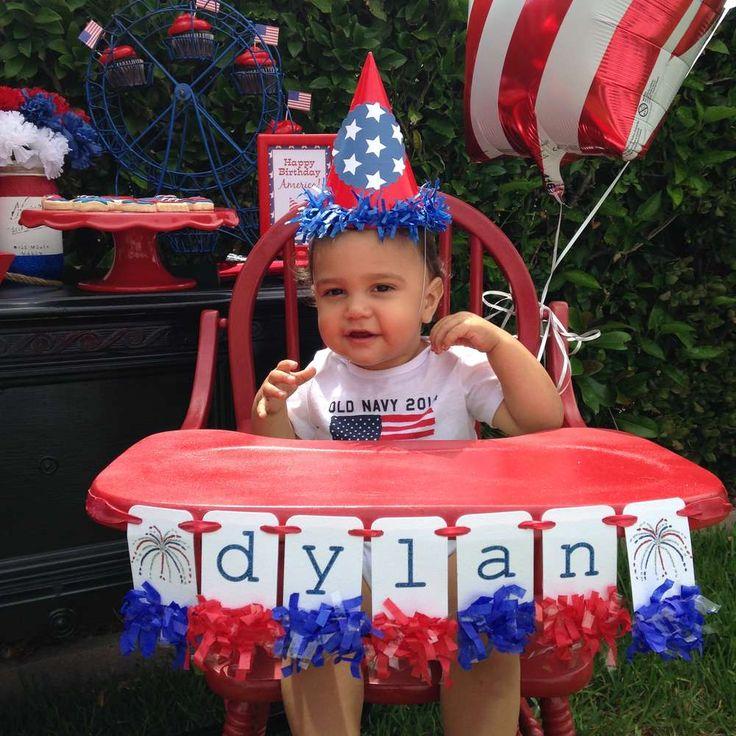 Happy Birthday, America!   CatchMyParty.com