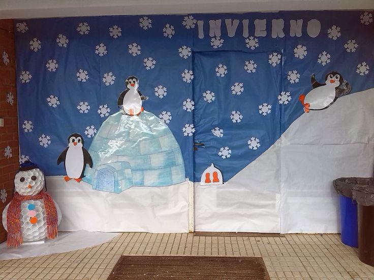 Educaci n infantil ceip padre manjon enero 2014 for Decoracion salas jardin de infantes
