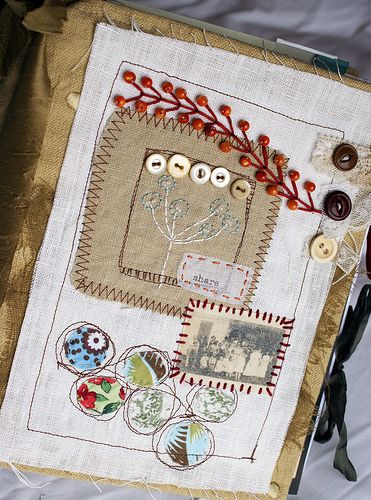 Art Quilt Journal (share)