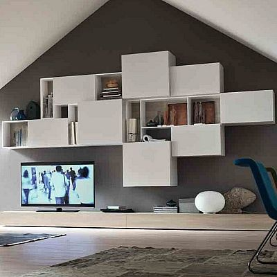 Amazing contemporary 'Verity' TV Unit by Orme