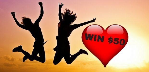 Winning $50 has never been easier! Just enter my Fan Of The Month Competition each month and you are bound to be a winner soon!