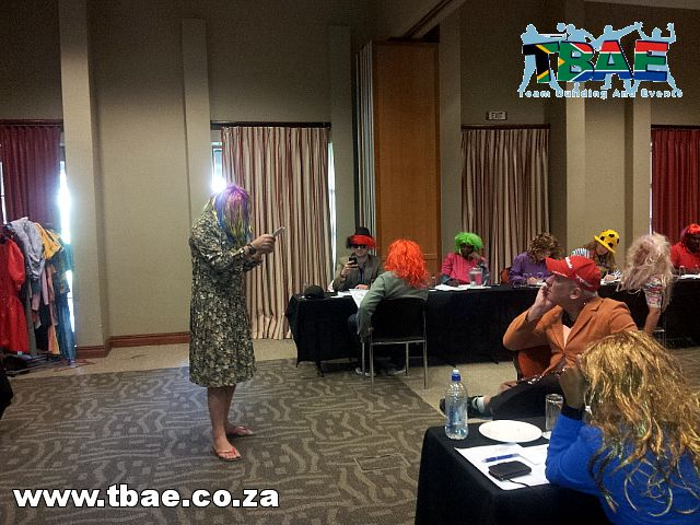 All Port Cargo Services Murder Mystery Team Building Paarl
