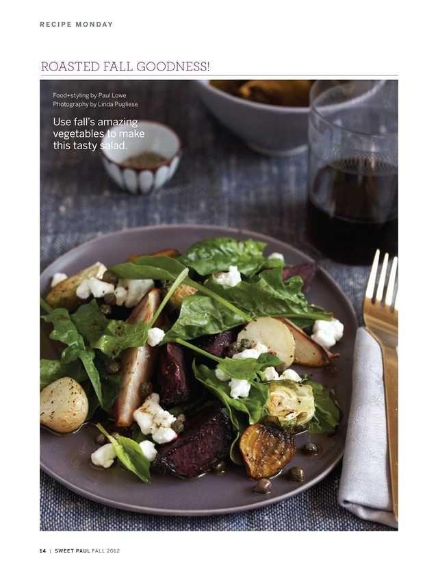 Sweet Paul Magazine - Fall 2012 - Page 14-15