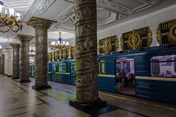 Metro Sankt Petersburg Linie 1