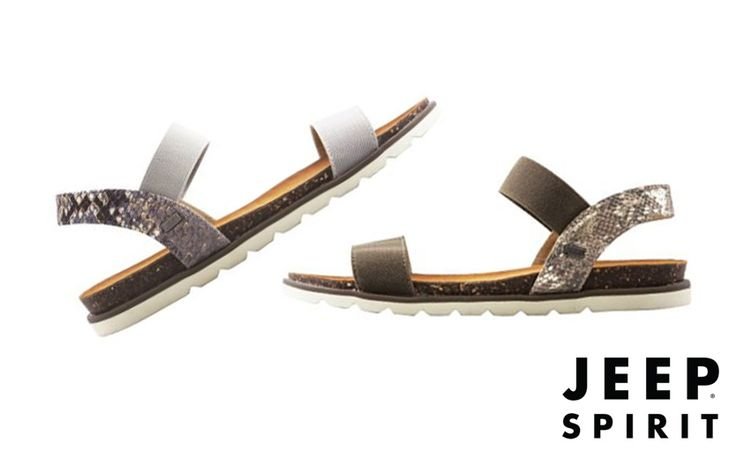 Maak enige uitrusting ekstra spesiaal met dié Jeep® LAVENDER-sandale. Dit is gemaklik en stylvol en ons gee 14 pare weg! Klik hier: