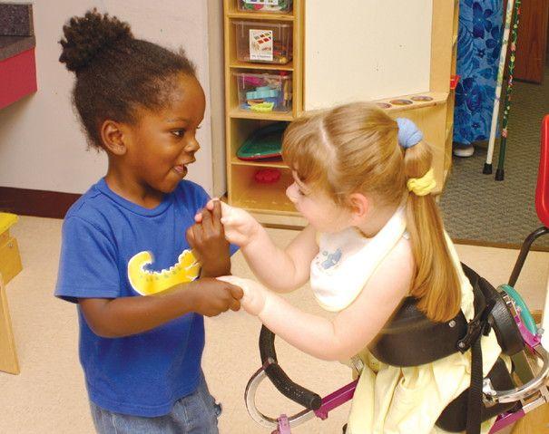 Inclusion special needs children regular classrooms