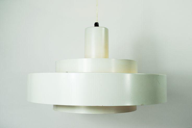 Equator Hanging Lamp by Jo Hammerborg for Fog & Morup, 1969 1