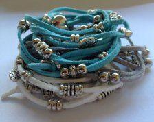 Bohemian type armbands from www.ietsienice.ci.za