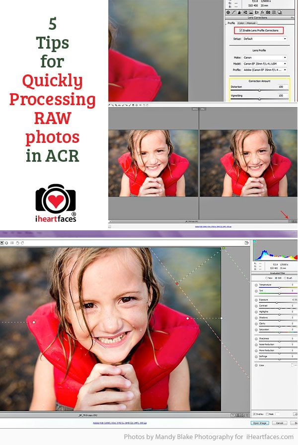 5 Tips for Maximizing Camera RAW Processing in ACR