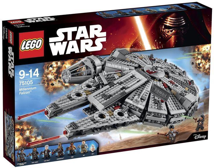 Comparez les prix du LEGO Star Wars 75105 Le Faucon Millenium avant de l'acheter ! Infos, description, images, vidéos et notices du LEGO 75105 Le Faucon Millenium sur Avenue de la brique