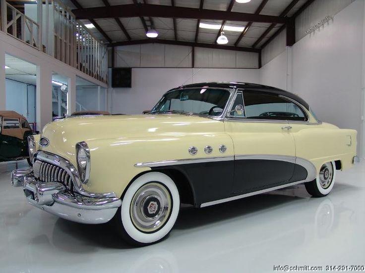 Buick 2755 pinterest for 1952 buick special 2 door