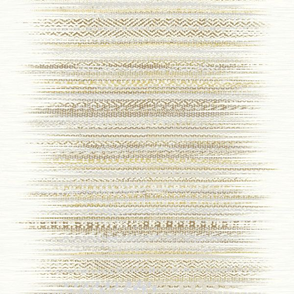 Elitis Vulcano Wallpaper - VP 744 01 (345 AUD) ❤ liked on Polyvore featuring home, home decor, wallpaper, backgrounds, art, neutral, pattern wallpaper, striped wallpaper, neutral wallpaper and tribal pattern wallpaper