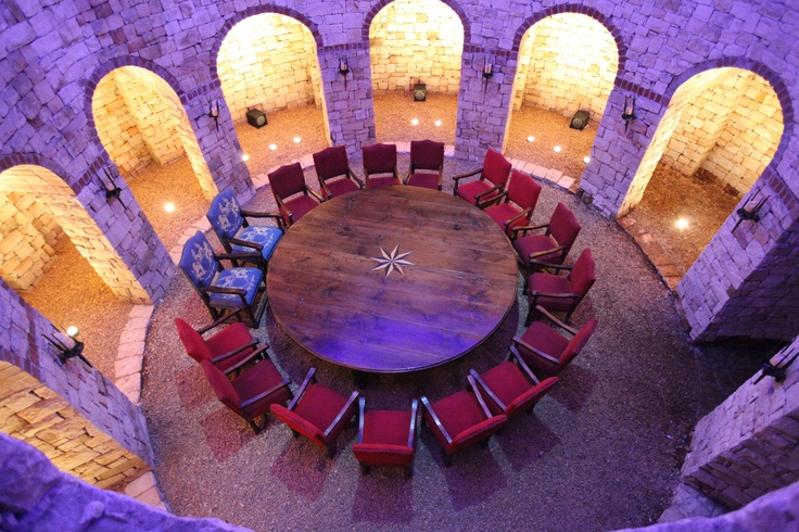 Quoin Rock Round Table