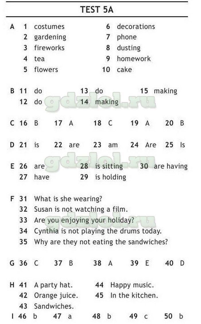 Домашние задания 4 класс для кнтмл