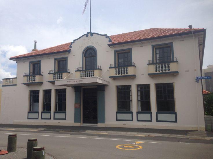 Crown Hotel - Napier