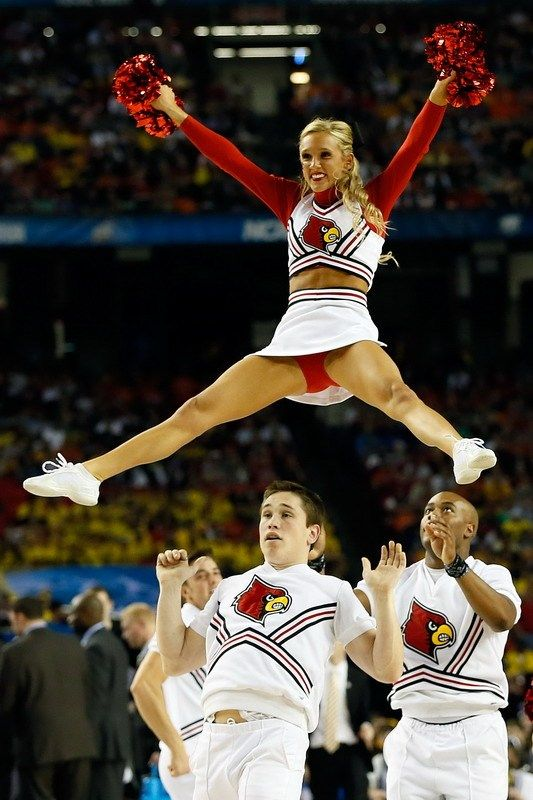 Louisville cardinals cheerleaders only reserve
