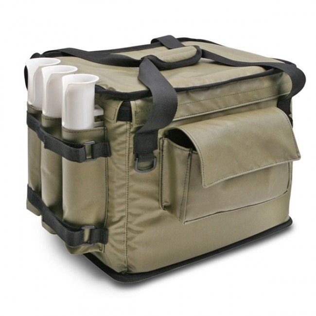 18 best kayak crate images on pinterest kayak crate for Fishing backpack with rod holder