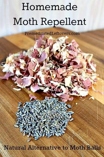 Make Your Own Moth Repellant Natural Alternative To Moth