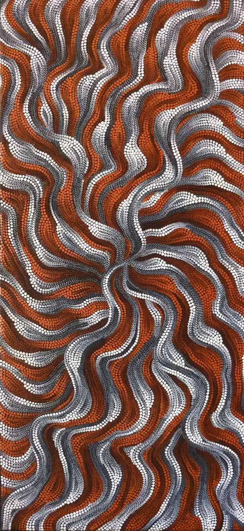 Aboriginal Art Galleries - Fabrianne Peterson - Artwork-Detail