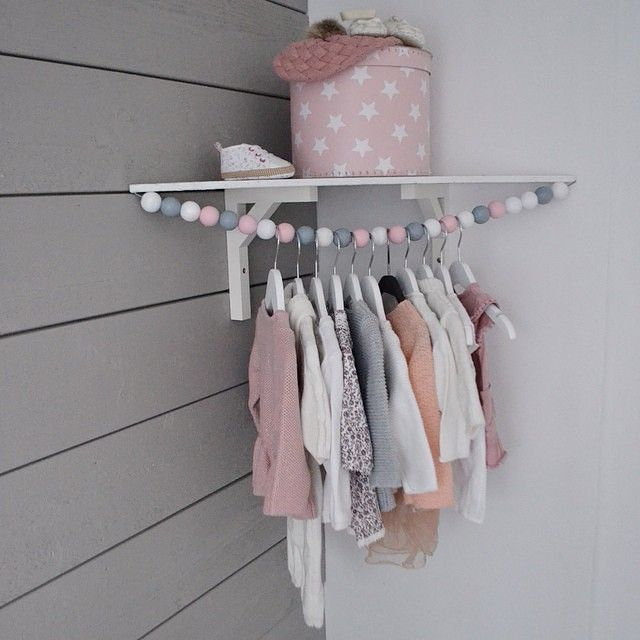 Cool cloth hanger.