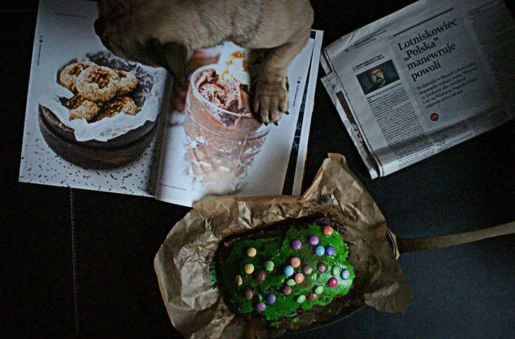 Chocolate fruitcake 😋🏡🍫