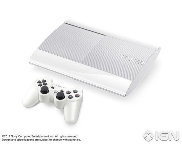 Classic White PlayStation 3 Comes to North America - IGN