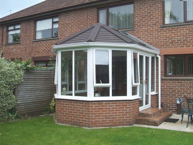 Solid Roof Conservatory More gorgeous conservatories at http://www.ConservatoryWeb.co.uk