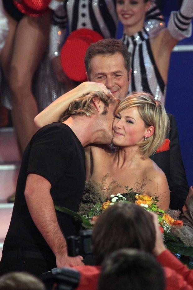 Helene Fischer und Florian Silbereisen 2009