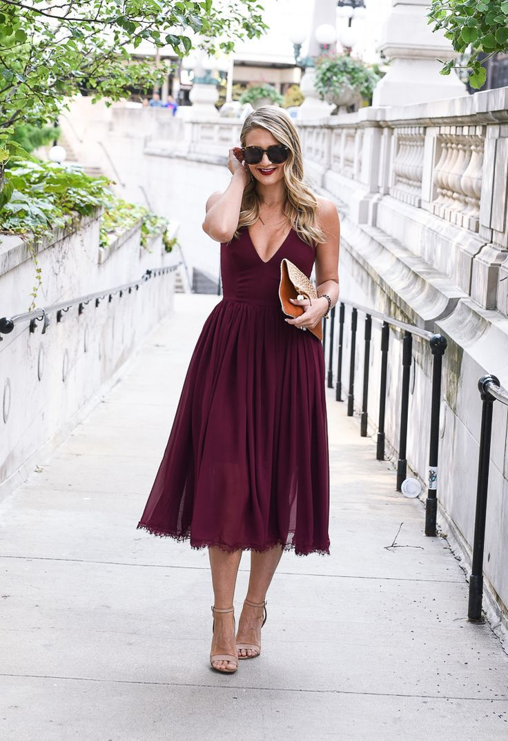 Fall Wedding Guest Dress Guide | Visions of Vogue | Fall wedding guest dress, Fall wedding outfits, Wedding attire guest