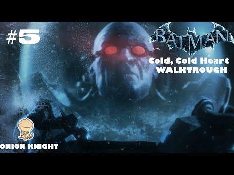 Cold, Cold Heart - Gameplay ITA - Walktrough #5 Le origini di Mr. Freeze