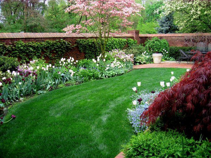 Best idea landscape architects and contractors central for Low maintenance garden