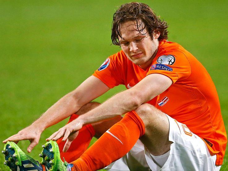 Как сборная Нидерландов «пролетает» мимо Чемпионата Европы по футболу