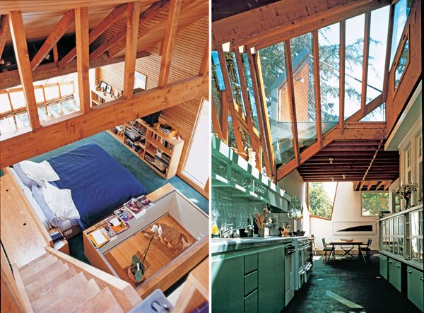 31 best images about frank gehry on pinterest santa - Residence calistoga strening architects californie ...