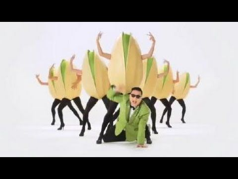 Wonderful Pistaccios Gangnam Style Super Bowl ad. Another example in its Get Crackin campaign.
