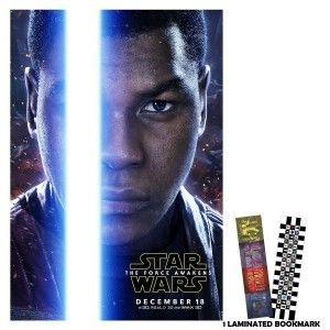 The Force Awakens – Finn Sword – Movie Poster