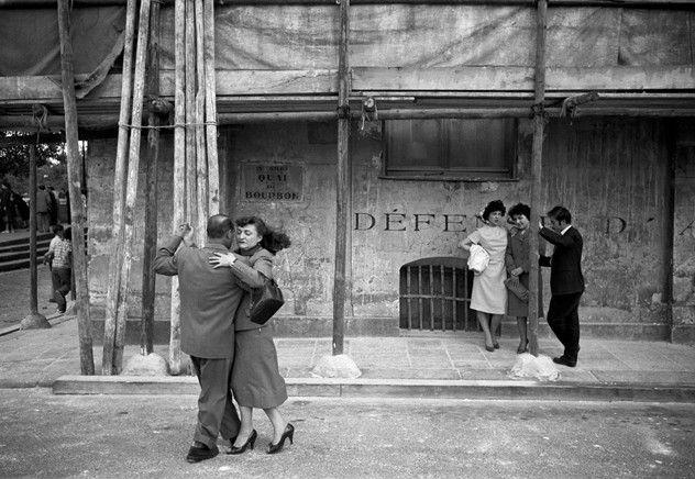 Johan Van Der Keuken, July 14th, Paris, 1958