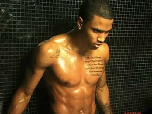 Eye Candy Alert: Happy Birthday, Trey Songz! (Check Out Some Of His Hottest Shirtless Pics)