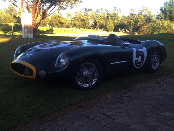 Recreating perfection @astonmartin DBR1 Replica #MyOctane Reality Motoring Show myoctane.tv